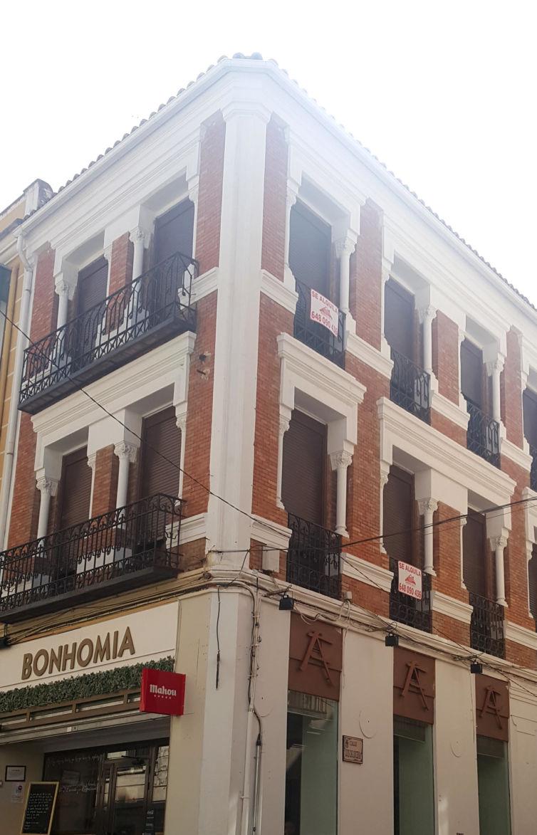 Reforma en edificio clásico